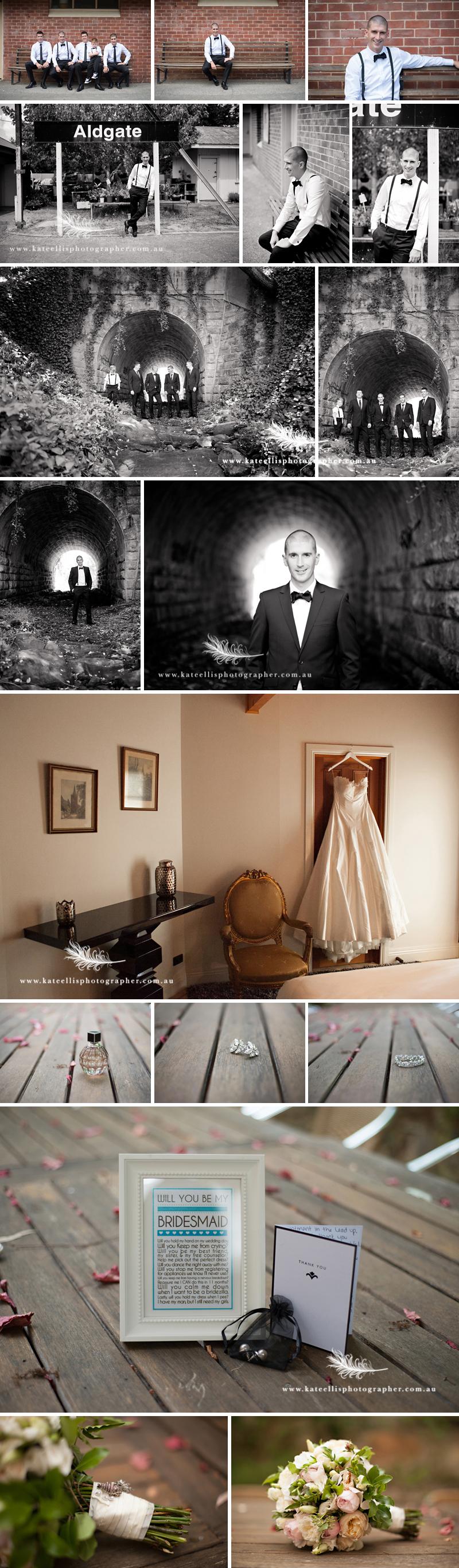 2 adelaide wedding photographer hahndorf golding winery rock bare