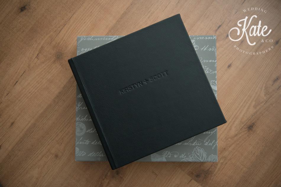 Wedding Album of Kirstyn & Scott | Queensberry Album