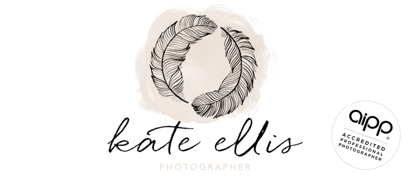 Kate Ellis. Adelaide Newborn Photographer logo